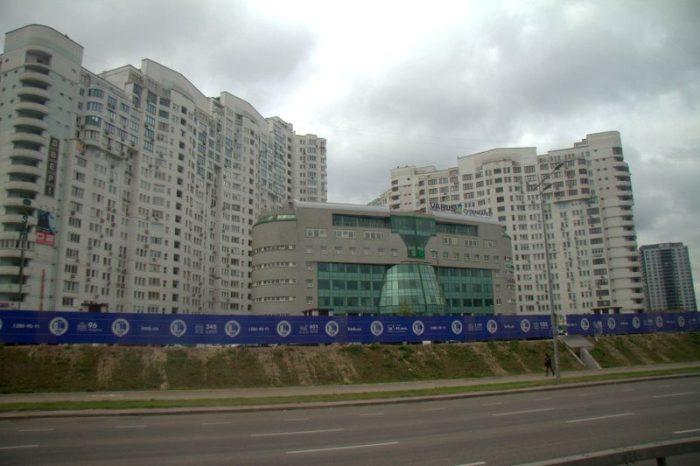 EDIFICIOS SOVIÉTICOS EN KIEV