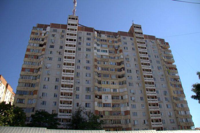EDIFICIO SOVIÉTICO EN TIRASPOL