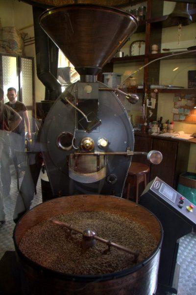 MINA DEL CAFÉ, LVIV