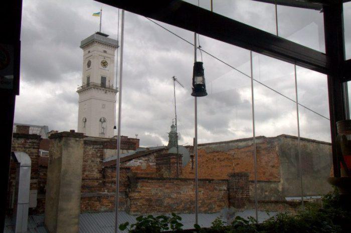 VISTAS DESDE LA TERRAZA DEL RESTAURANTE GASOVA LAMP