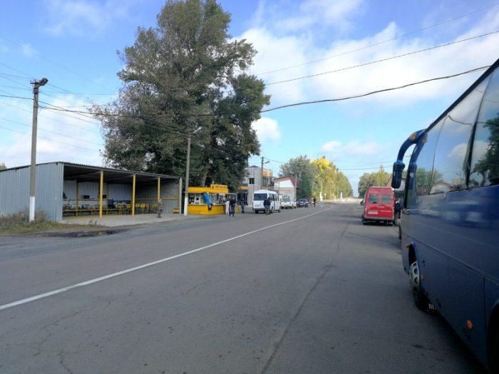 PRIMER CONTROL EN LA ZONA DE EXCLUSIÓN DE CHERNOBYL