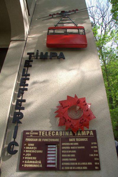 HORARIOS DEL TELEFÉRICO EN BRASOV