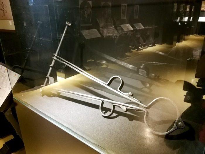 LA CIGUEÑA, MUSEO DE LA TORTURA, SANTILLANA DEL MAR