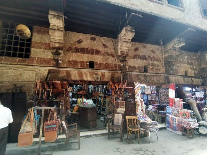 MERCADO CUBIERTO EN EL CAIRO
