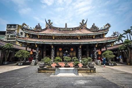 Baoan Temple Taipei-3