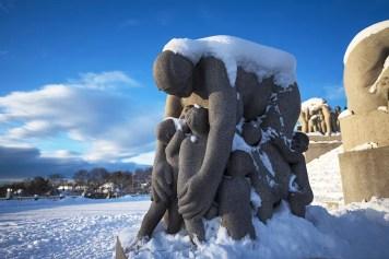 Wat te doen in Oslo - Vigelandpark
