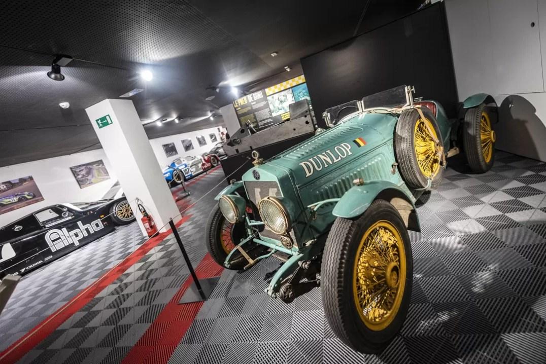 Bezienswaardigheden in Spa: Abbaye de Stavelot: automuseum