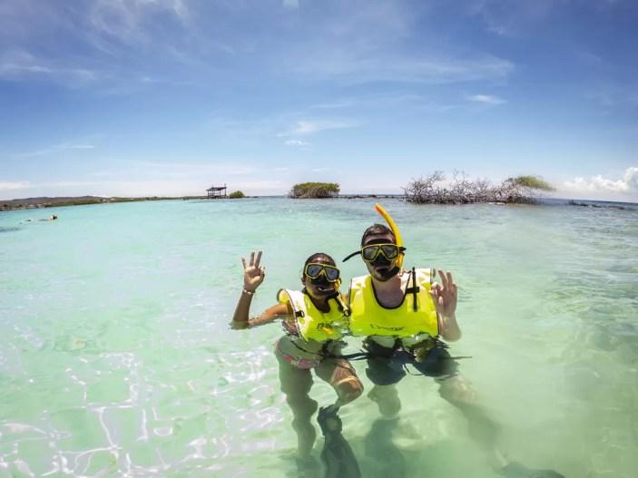 Snorkelen in Aruba