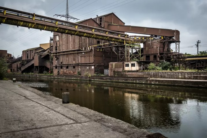 Charleroi Adventure © Jonathan Ramael