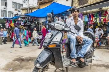 Wat te doen in New Delhi - Salaam Baalak Trust in Paharganj Main Bazaar