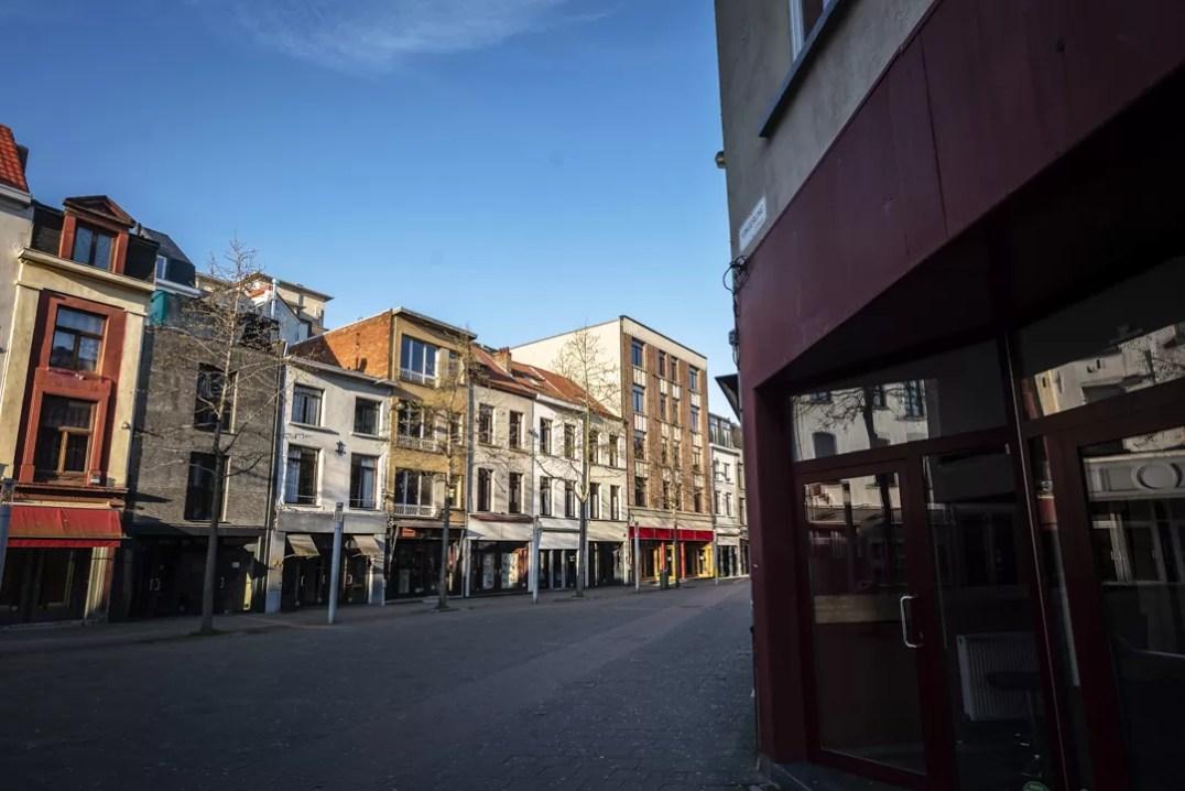 Wat te doen in quarantaine - schipperskwartier Antwerpen