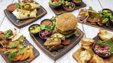 Vegan Restaurants in Antwerp - Bar d'Henri