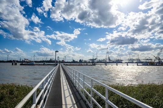 Haven van Antwerpen - Steiger Lillo