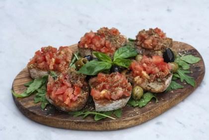 Italiaanse restaurants in Antwerpen - Spritz broodjes