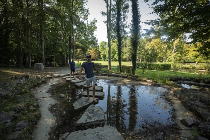 Kamperen in Viroinval - Jardins d'O
