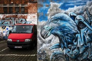 Street Art in Antwerpen - Deurne