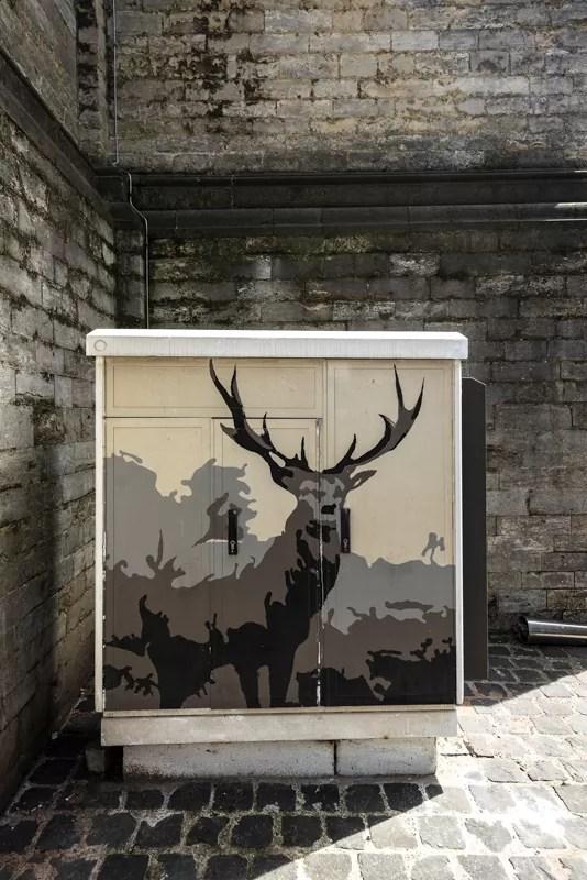 Wat te doen in Diest - Street Art