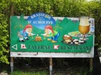 Bij de brouwerij van Achouffe