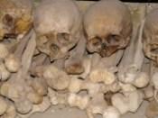 Kloosters en schedels bekijken