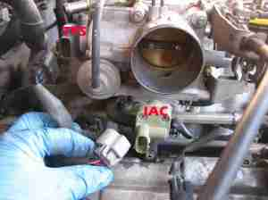 P0507 – Idle speed control (ISC) system rpm higher than expected – TroubleCodes