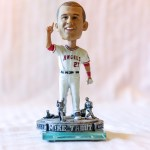 Mike Trout 2014 Angels Bobblehead