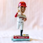 Tim Salmon 2007 Bobblehead