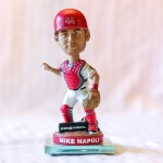 Mike Napoli 2009 Angels Bobblehead