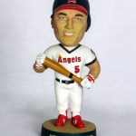 2002 Angels Brian Downing Bobblehead