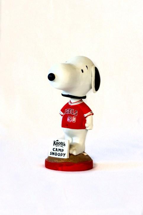 2010 Snoopy Bobblehead