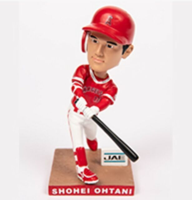 2019 Shohei Ohtani Rookie of the Year Bobblehead