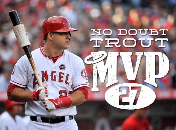 2014 MVP Mike Trout