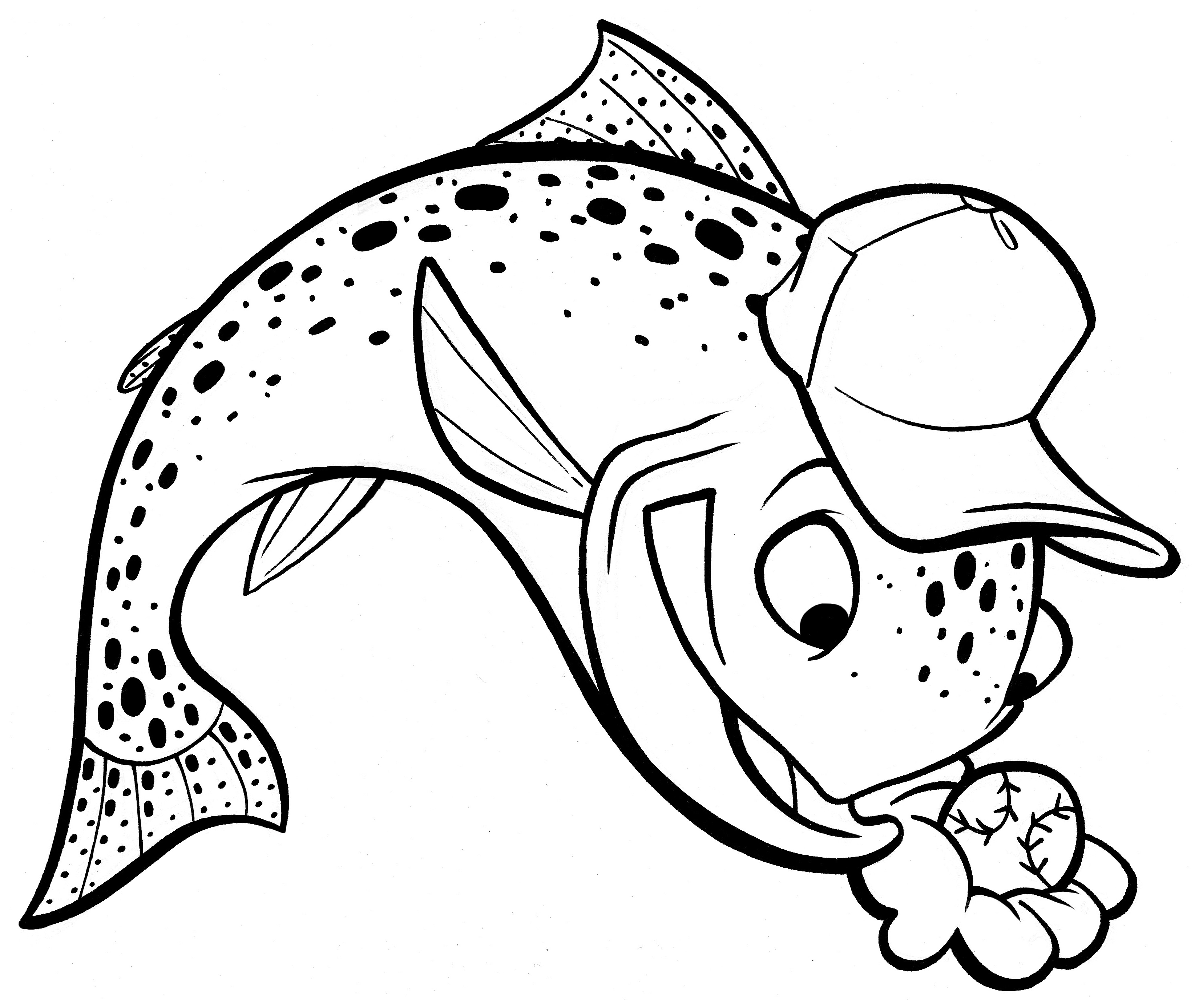full size of coloring pagespretty walleye coloring page brook trout ...