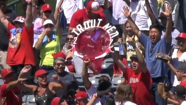 Mike Trout Net Grand Slam