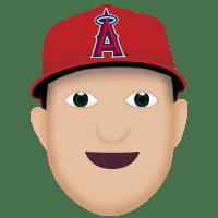 Mike Trout emoji