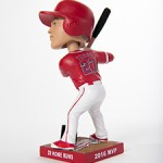 2017 Mike Trout MVP 1/3 bobblehead