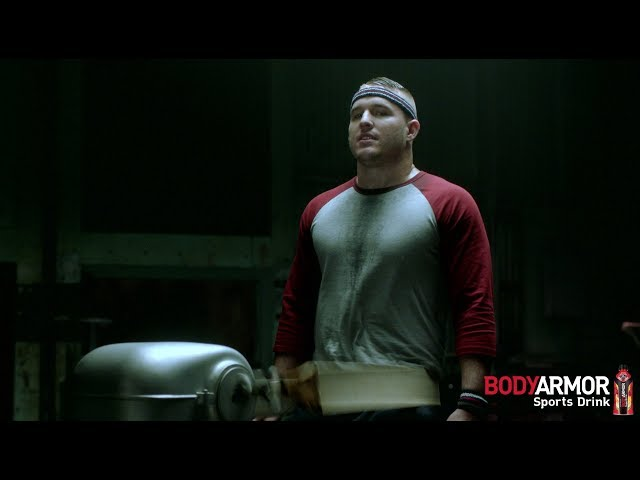 Mike Trout Body Armor