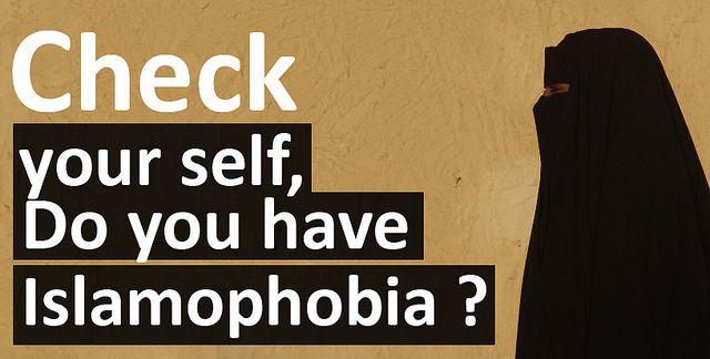 islamophobia L'islamophobie se propage et se banalise