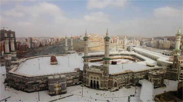 video timelapse mecque Les dix plus anciennes mosquées du monde