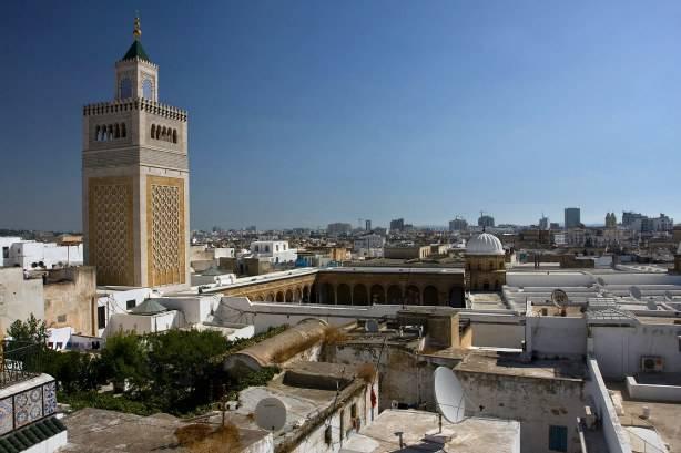 mosquee al zaituna Les dix plus anciennes mosquées du monde