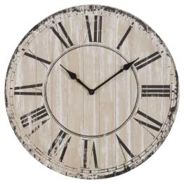 Horloge en sapin - Louisa - Maison du monde - Idée cadeau