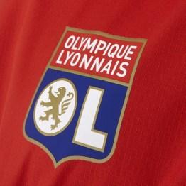 Sweat Hiver Entrainement Rouge OL - Olympique Lyonnais