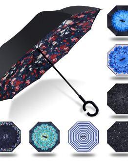 Parapluie inversé innovant - Hiseasun
