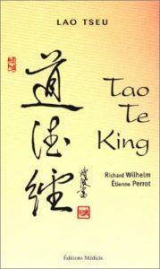 TAO TE KING – LIVRE DE LAO TSEU