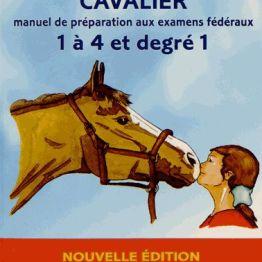 CAVALIER G1 A G4 – LIVRE DE LAVAUZELLE