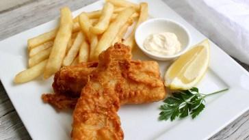 La vrais recette du fish end ships