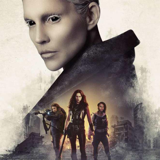 Une tres belle affiche de la saison 4 de Van Helsing