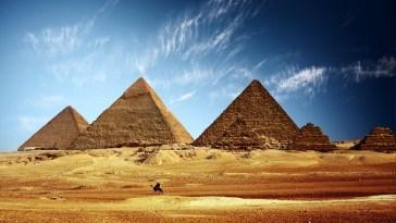 Le mystère de l'allignement de la grande pyramidee est résolu