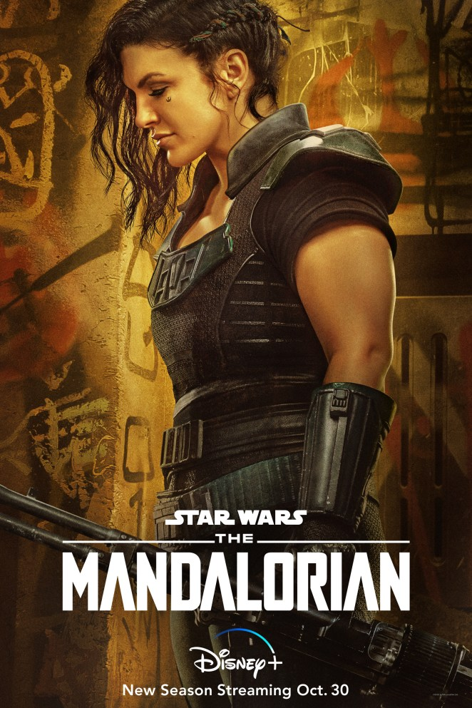 The Mandalorian Season 2 Cara Dune