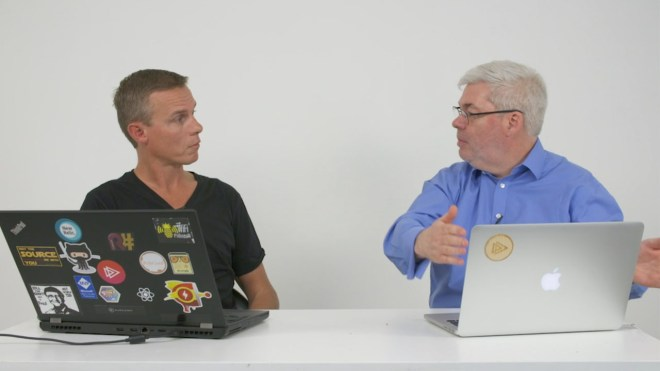 Troy Hunt and John Elliott on GDPR