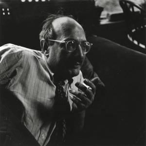 Mark Rothko, 1949, by Consuelo Kanaga via Wikimedia Commons